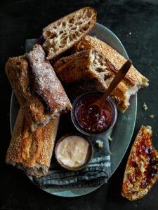 floris rustic artisan breads ripped baguette