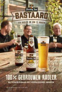 hertog jan bastaard, the delicious sunny summer day radler bastaard
