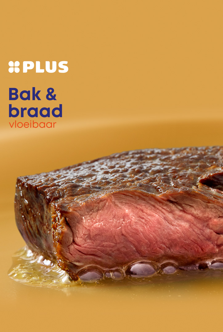 Floris Holtland - packaging photography - butter and baking - beef