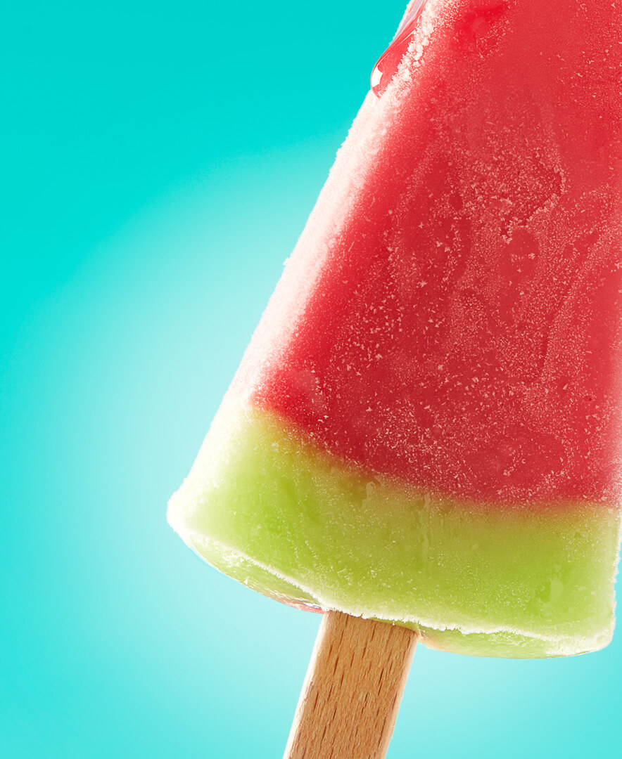Floris Holtland - packaging photography - ice-cream - watermelon