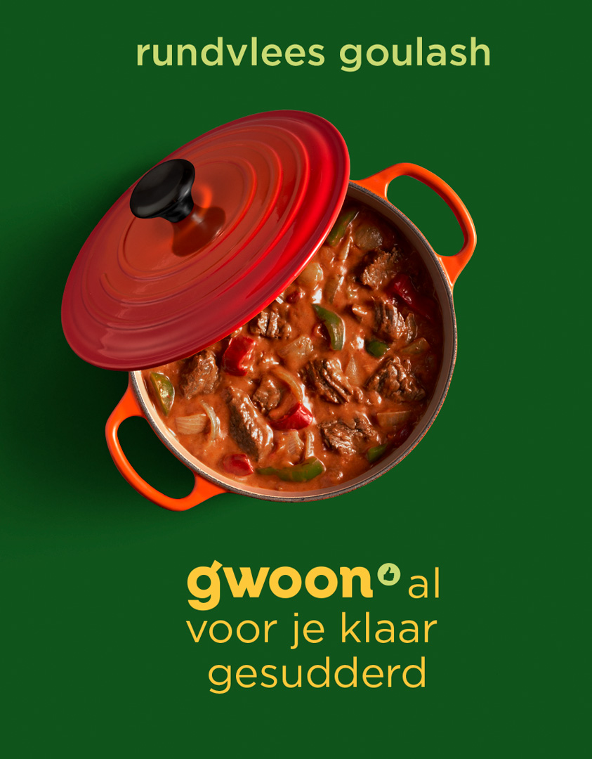 Floris Holtland - packaging photography - meat - red pot stew