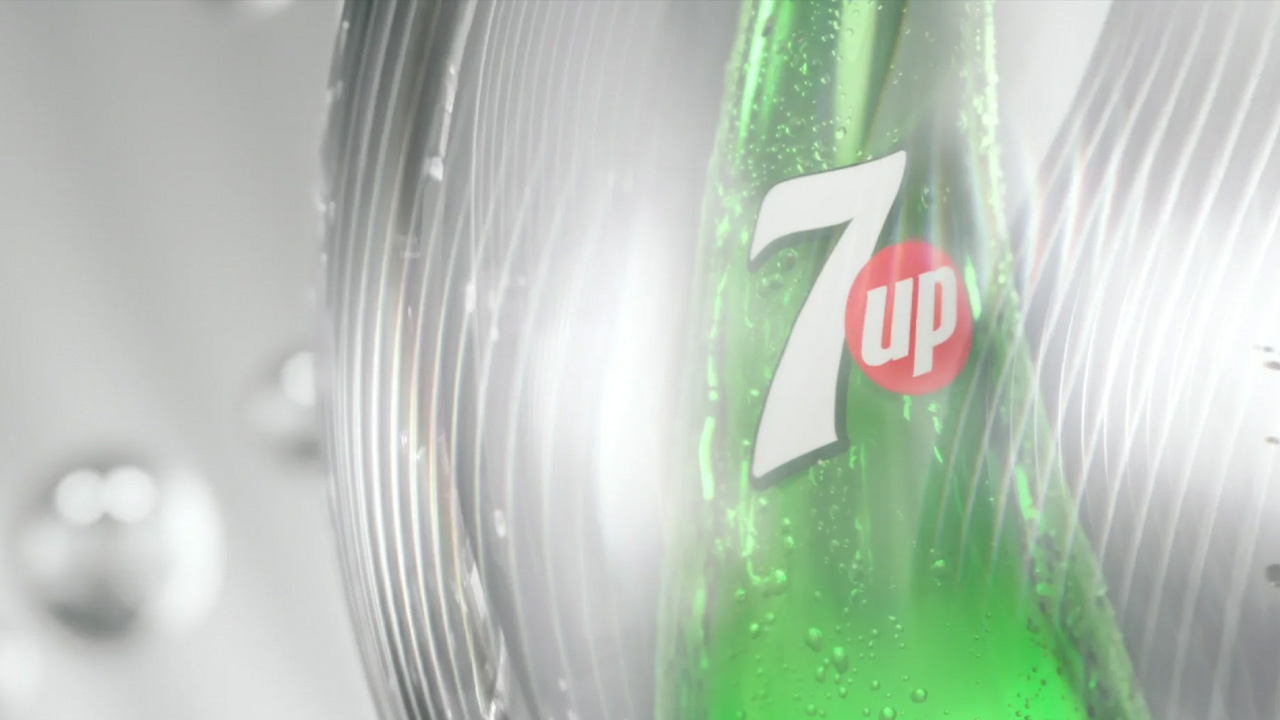 7UP - Global campaign main commercial film - clearly refreshing - thumbnail with logo