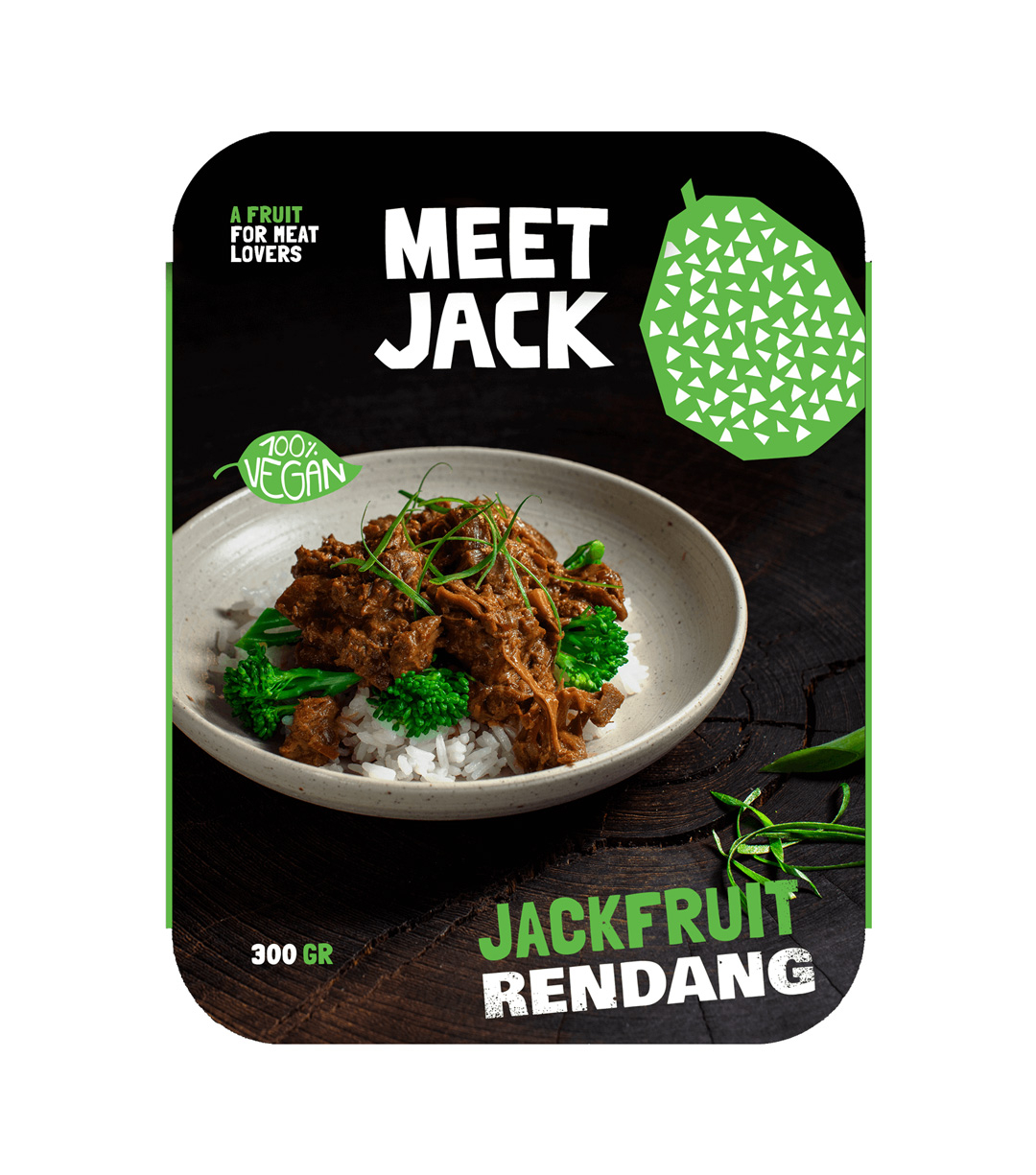 Meet Jack Culinary Identity - vegan dishes - pack 01
