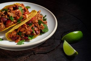 Meet Jack Culinary Identity - vegan dishes - tacos