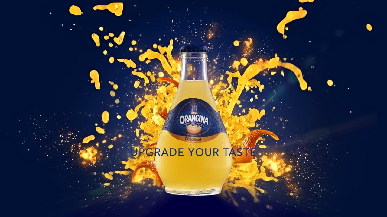 orangina new liquid film commercial - thumbnail